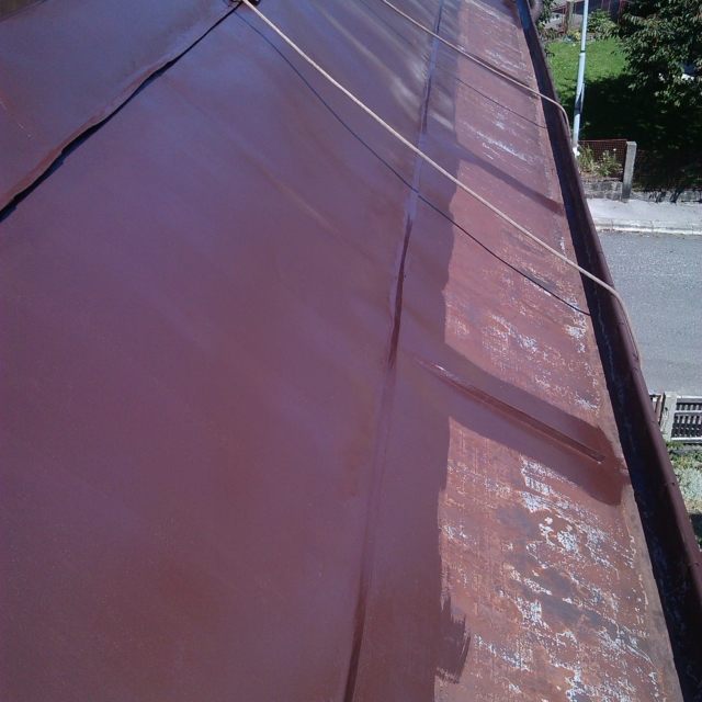 Nátěr střech Jablonec nad Nisou - RAPEL.CZ