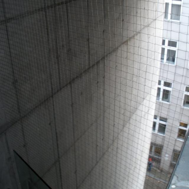 Ochrana budov proti holubům - RAPEL.CZ
