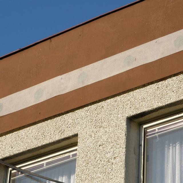 Ochrana panelových fasád proti ptactvu - RAPEL.CZ