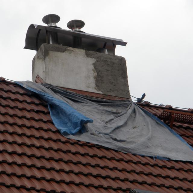Oprava komínů Jablonec nad Nisou