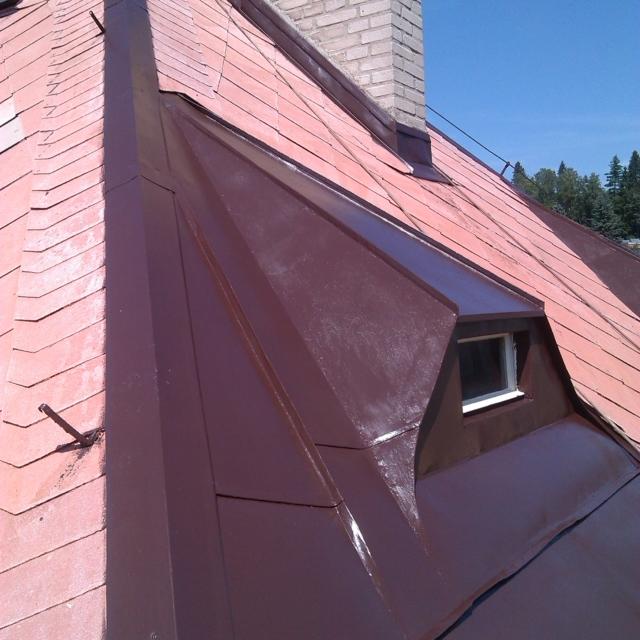 Opravy a nátěr střech Jablonec nad Nisou - RAPEL.CZ
