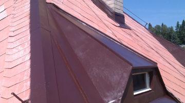 Střechy, hromosvody, okapy, žlaby