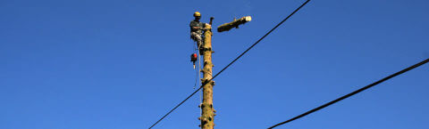 Rizikové kácení stromů Jablonec nad Nisou firma