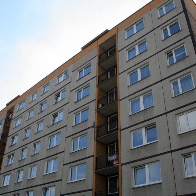 Spárování panelových domů Jablonec nad Nisou - RAPEL.CZ