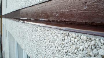 Spárování panelů, fasády a balkóny