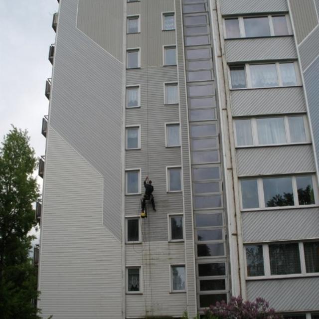 Výškové práce Jablonec nad Nisou - RAPEL.CZ