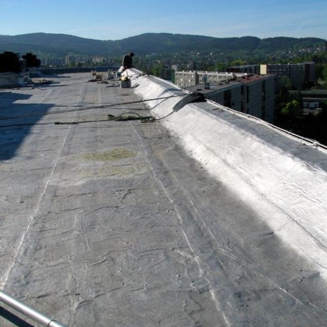 Výškové práce rekonstrukce balkónů - RAPEL.CZ